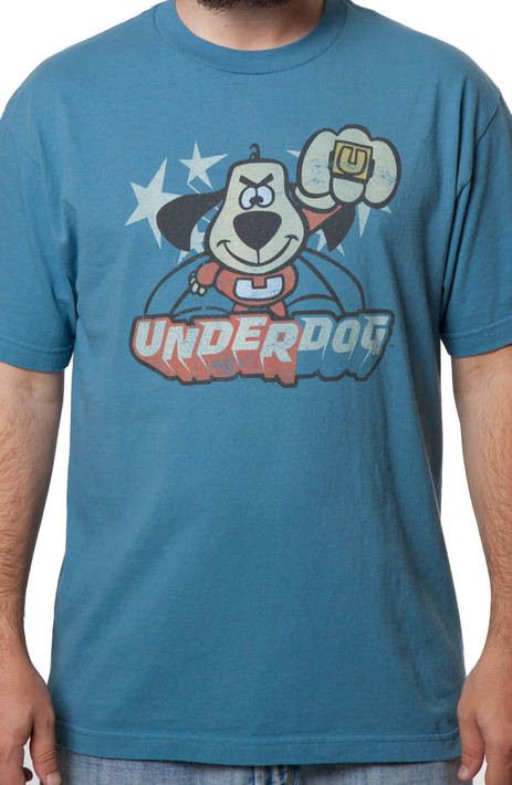 26e1daf17 20 Awesome Underdog T-Shirts - Teemato.com