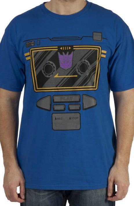 Soundwave Costume T-Shirt