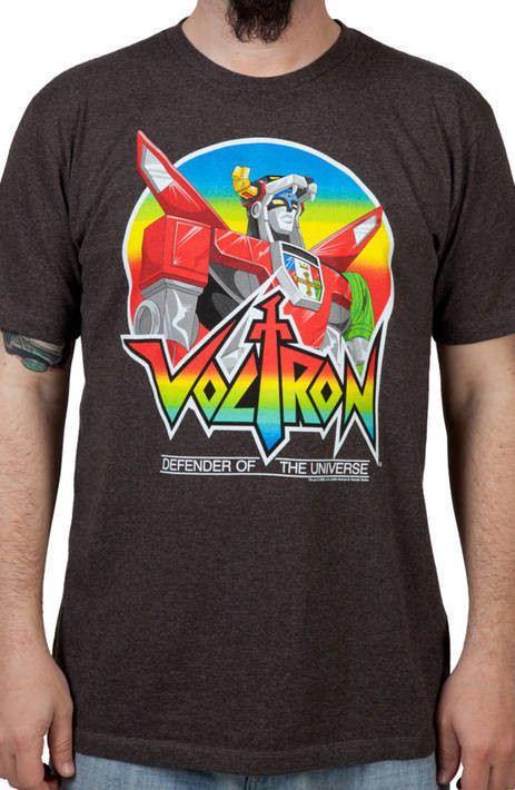 Defender Voltron Shirt