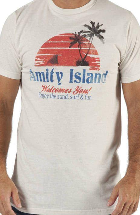 Amity Island Shirt