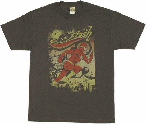 Flash Side T Shirt