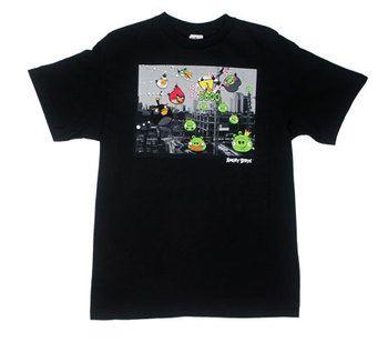 Real Angry - Angry Birds T-shirt