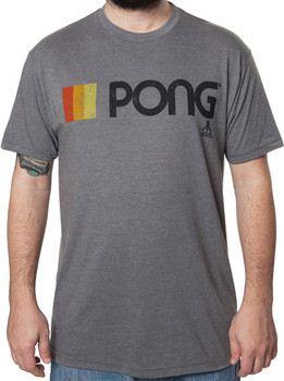 atari tshirt  58 Awesome Atari T-Shirts -
