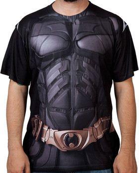Dark Knight Batman Costume Shirt
