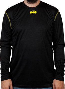 Batman Long Sleeve Performance Shirt