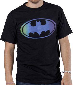 Sheldons Batman Shirt