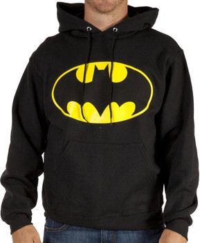 Logo Batman Hoodie
