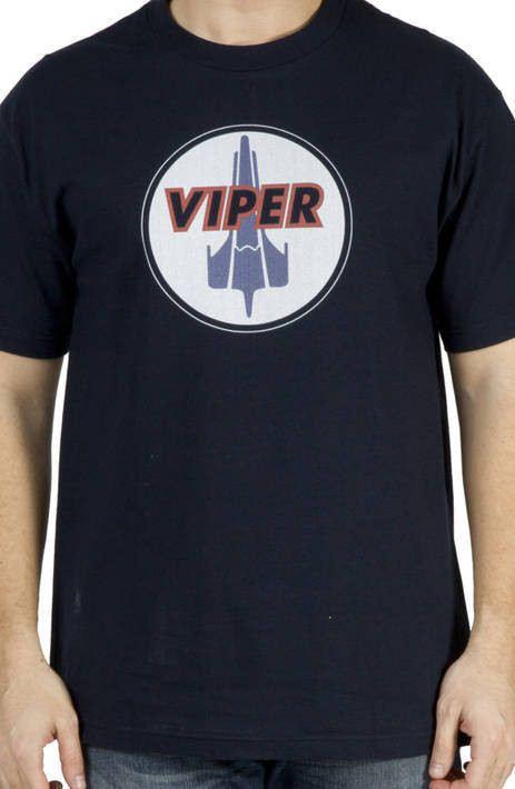 Viper BattleStar Galactica Shirt