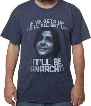 Anarchy Breakfast Club Shirt