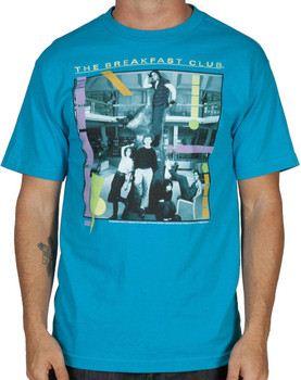 Tree Breakfast Club Shirt