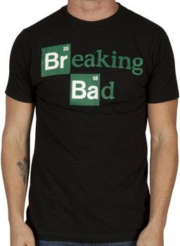 Science Bitch Element T Shirt Periodic Table Tshirt Jesse Pinkman Chemistry 55