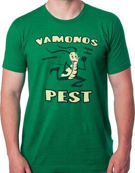 Vamonos Pest Inspired by Breaking Bad Printed T-Shirt