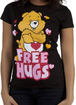 Free Hugs Care Bears Shirt