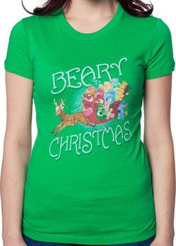 Care Bear Christmas Shirt