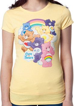 Rainbow Care Bears Shirt