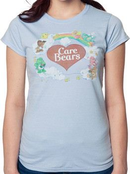 Clouds Care Bears T-Shirt