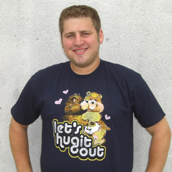 Let's Hug It Out Care Bears T-Shirt