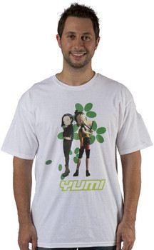 Yumi Code Lyoko Shirt
