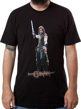 Victorious Conan Shirt