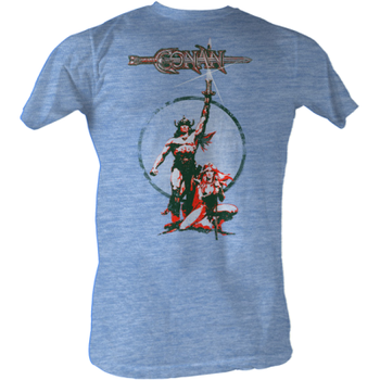 Conan The Barbarian Logo T-Shirt