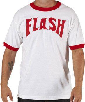 Red Ringer Flash Gordon T-Shirt