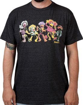 Group Fraggle Rock Shirt