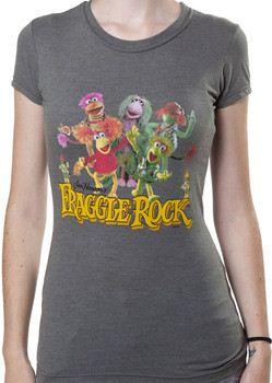 Ladies Fraggle Rock T-Shirt