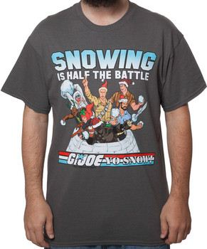 ab08b13da 56 Awesome G.I. Joe T-Shirts - Teemato.com