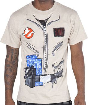 Ghostbusters Ray Stantz Shirt