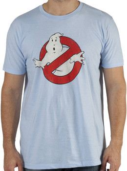 Retro Ghostbusters Logo T-Shirt