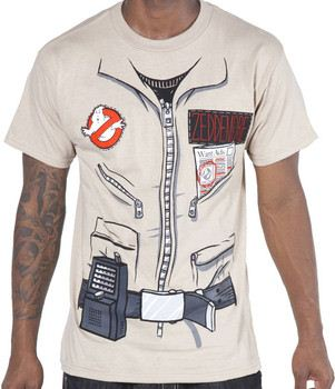 Winston Zeddemore Ghostbusters Shirt