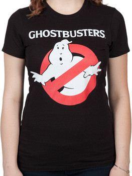 Ladies Ghostbusters Shirt