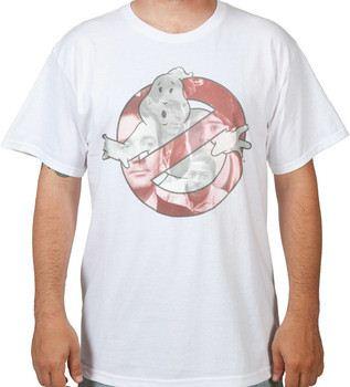 Photo Logo Ghostbusters Shirt