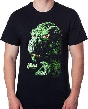 9f58c7cb 31 Awesome Godzilla T-Shirts - Teemato.com