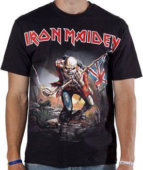7a5034fa 31 Awesome Iron Maiden T-Shirts - Teemato.com