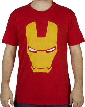 Simplistic Iron Man Shirt