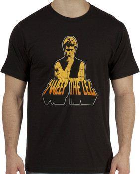 Karate Kid Sweep The Leg Cobra Kai T-Shirt