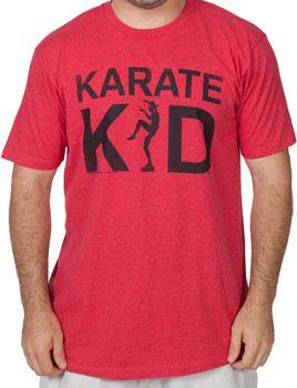 Karate Kid Shirt