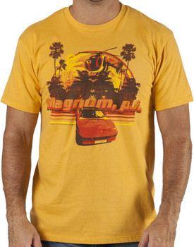 Transportation Magnum P.I. T-Shirt