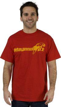 Magnum P.I. Logo T-Shirt