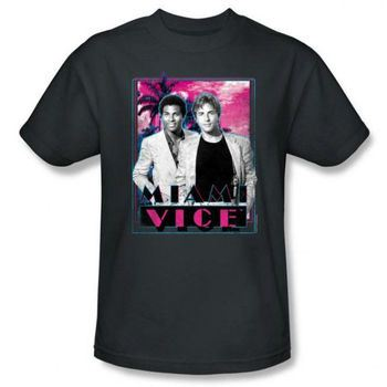 Miami Vice Gotchya T-Shirt