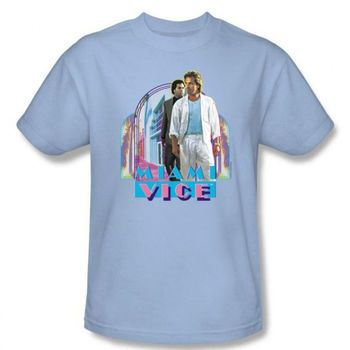 Miami Vice Miami Heat T-Shirt