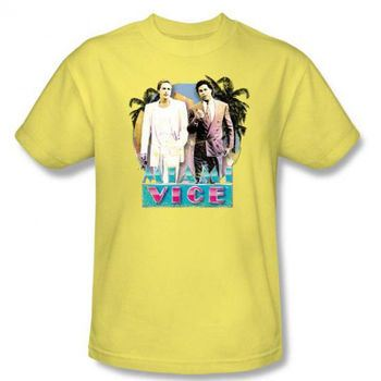 Miami Vice '80s Love T-Shirt
