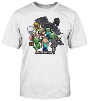 72 Awesome Minecraft T-Shirts - Teemato.com