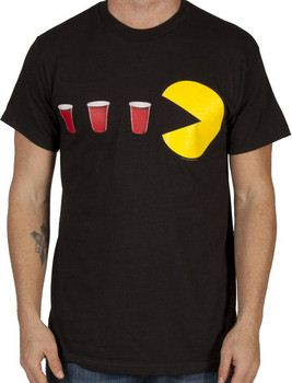 PAC MAN Party Shirt