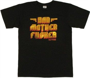 Pulp Fiction Bad Mother T-Shirt