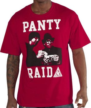 Panty Raid Revenge Of The Nerds T-Shirt