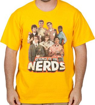 Cast Revenge Of The Nerds Shirt