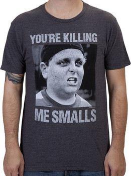 Killing Me Smalls Sandlot Shirt