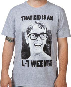 L-7 Weenie Sandlot Shirt